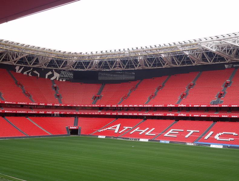 Estadio San Mamés – Bilbao