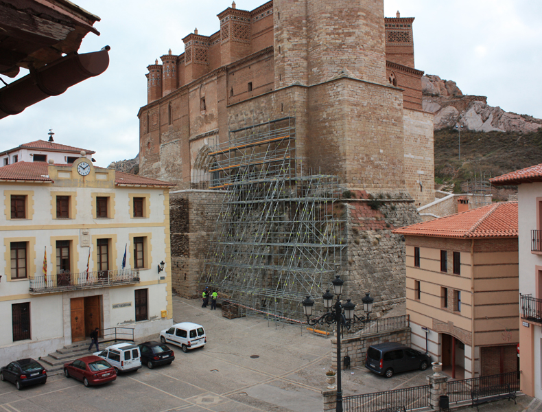 Restauración de la Iglesia de Montalban – Teruel